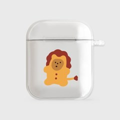 lion gummy [airpods clearcase]_(990100)