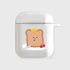 gummy toast [airpods clearcase]_(990096)