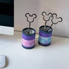 [한지공예] 원형펜꽂이 만들기 DIY 키트