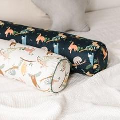 원형 바디필로우(솜포함) - 나무늘보