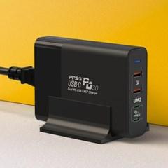 접지형 PD 고속충전기 QCPD150W
