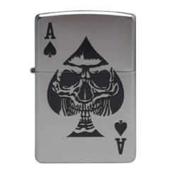 ZIPPO 라이터 49426 Satin Chrome Color Image_(2689900)