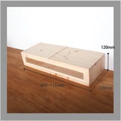 바른소품 레드파인 모니터받침대 wf204 (프리미엄형)