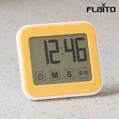 플라이토 큐브 디지털 타이머 알람시계