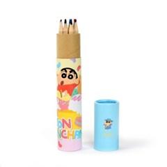 짱구 12색 원목 색연필