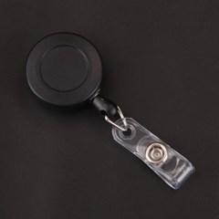 심플 클립형 릴홀더(블랙)