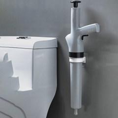 화장실변기막혔을때 3세대 셀프 뚫어뻥