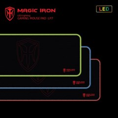 LED 마우스 대형 장패드 LP7