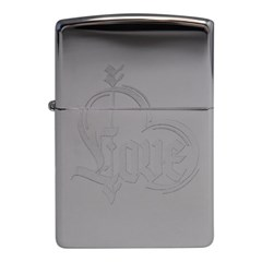ZIPPO 라이터 49428 High Polish Chrome Lustre_(2691148)