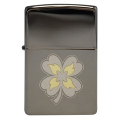 ZIPPO 라이터 49429 Black Ice Laser Two Tone_(2691147)