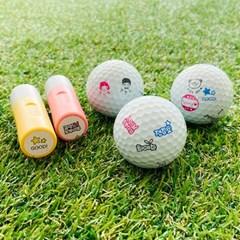S-G3  골프공 스탬프 볼 도장 마킹 캐디용품