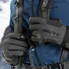 스마트폰 터치 수납 성인 겨울 방수 스키장갑