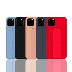 아이폰 7 8 SE2 핑거스트랩 거치대 케이스 FXA38