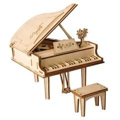 TG402 그랜드 피아노 D.I.Y wooden [영문판]