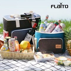 플라이토 디자인 보온보냉 가방 아이스 쿨러백 SML