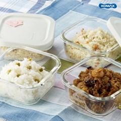 코멕스 오븐 전자렌지 용기 밥보관용기 (3종/택1)
