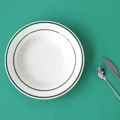 미쿡의아침밥 클래식 샐러드볼(그린)