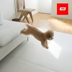 [티지오매트] PVC 강아지매트 / (두께12mm) 폭140cm