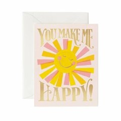 You Make Me Happy Card 사랑 카드