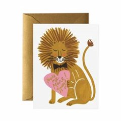 You are My Mane Squeeze Card 사랑 카드