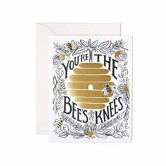 You are the Bees Knees Card 사랑 카드
