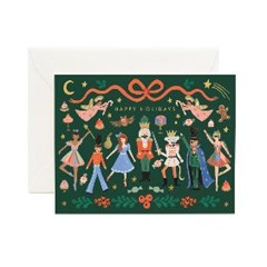 Nutcracker Ballet Card 크리스마스 카드