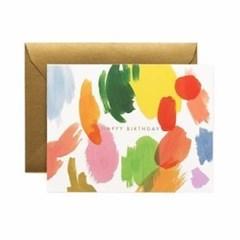 Palette Birthday Card 생일 카드