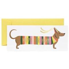 Hot Dog No.10 Card 생일 카드