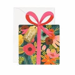 Birthday Present Card 생일 카드
