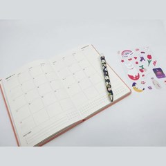 2021 weekly planner 다이어리 -Pink-