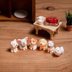 [리얼브릭] MY TINY PUPPIES 마이 타이니 퍼피즈 (12종)
