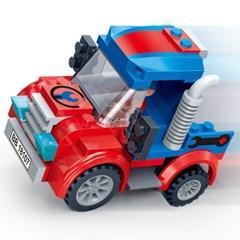 [반바오] BO8635 자동차 수리 구역-풀백 모터