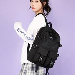 [OH-AP] 학생 가방 매쉬 투포켓 백팩