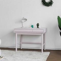 [코코소프트] A형 책상/테이블 : 블랑핑크 700