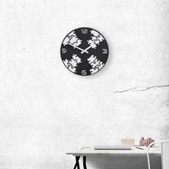 스타일리쉬 퍼즐 벽시계 유니크한 공간을 창조하다!!