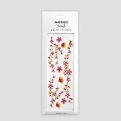 페이퍼셀프 타투스티커 - 8. Pink Blossoms