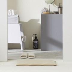 SADA 향균 욕실 발수건 빨아쓰는 규조토 발매트