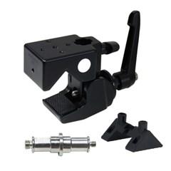 본젠 KM-1912N 카메라 프로젝터 브라켓 SET (액션캠 조명 모니터 등)