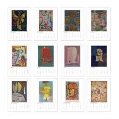 [2021 명화 캘린더] Paul Klee 파울 클레 Type B