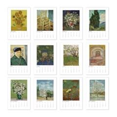 [2021 명화 캘린더] Vincent van Gogh 빈센트 반 고흐 Type C