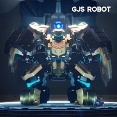 인공지능 휴머노이드 모션싱크로봇 갠커엑스쉴드 GANKER EX G00501