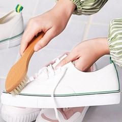 우드 운동화 신발 스니커즈 세탁 세척 브러쉬 솔