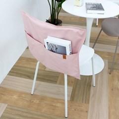 루나 면 포켓 식탁 의자커버 중 2P 48x38_(2871551)