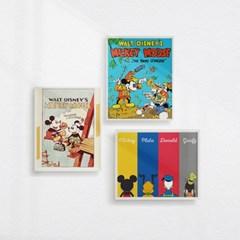 디즈니 DIY 미키마우스 그리기 아이러브페인팅