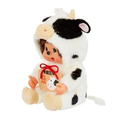 2021 Year of the Cows Monchhichi L