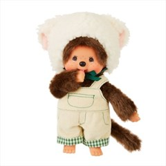 Fluffy CHAMUS Monchhichi S Boy