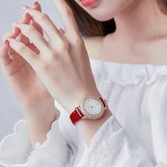 [쥴리어스스타 본사정품] JS-044 커플시계/손목시계/가죽밴드