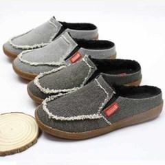 kami et muse Coleman comfort fur slippers_KM20w260