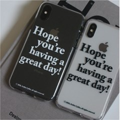 Hope your TPU Case_all black