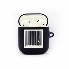 Barcode Airpod Hard case _black (에어팟케이스)